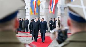 Andrzej Duda z wizytą na Ukrainie. Wiele niepokojących decyzji gospodarczych do omówienia