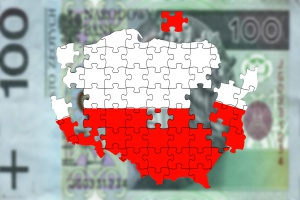 Agencja S&P utrzymała rating Polski, ale obniżyła prognozę PKB