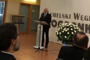 Tchórzewski: Bogdanka jest najlepszą polską kopalnią