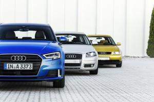 20 lat Audi A3