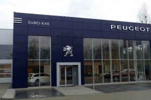 Nowy salon Peugeota w Gliwicach