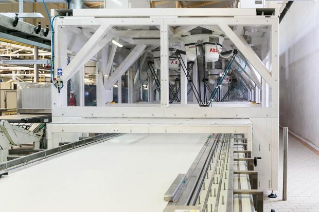 Roboty ABB w jednym z największych zakładów cukierniczych w Europie