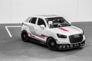 Automatyczne parkowanie wg Audi