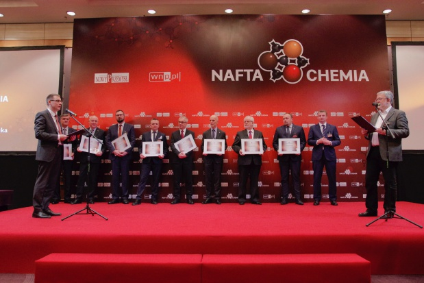 """Nafta/Chemia 2016: Wręczenie wyróżnień """"Dobre praktyki"""""""