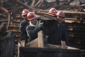 Chiny w ramach sankcji ONZ wstrzymują import węgla z Korei Północnej