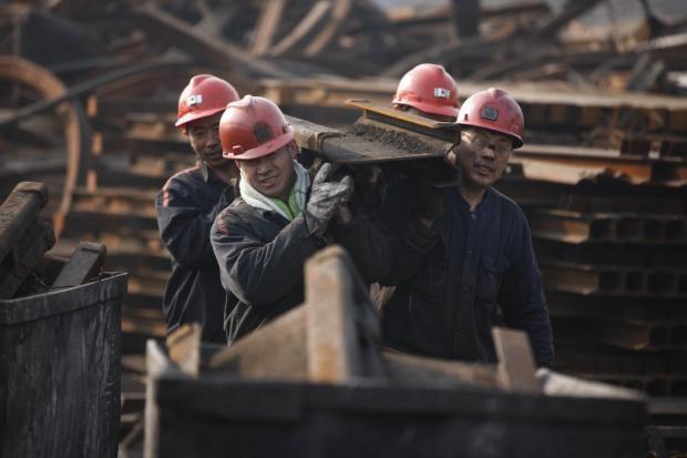 Mniejsze wydobycie węgla w Chinach. Efektów nie widać
