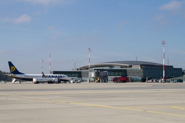 Lotnisko w Jasionce obsłużyło w 2017 r. niemal 700 tys. pasażerów