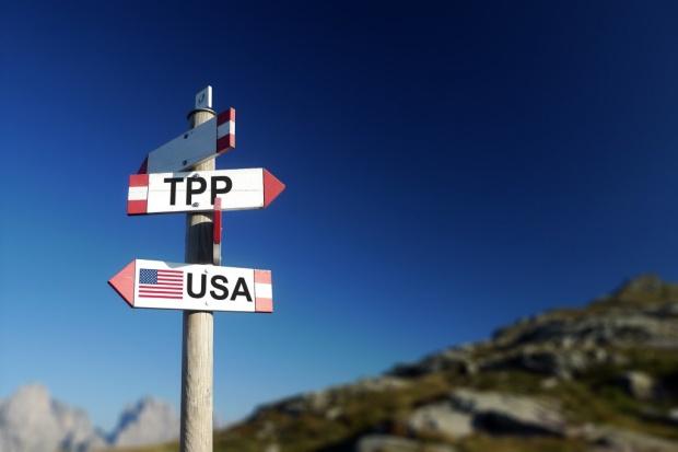 TPP negocjowane dalej, mimo decyzji USA