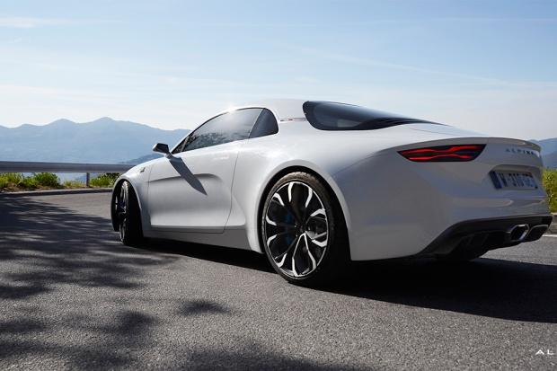 Po 20 latach wracają auta francuskiej marki Alpine. Do kupienia tylko 1955 egzemplarzy