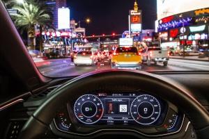 Audi komunikuje się z sygnalizacją uliczną