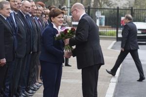 Premierzy Polski i Czech - m.in. o współpracy energetycznej i infrastrukturze drogowej