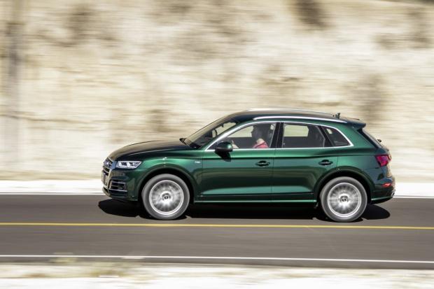 Nowe Q5 wjedzie do polskiej sieci Audi