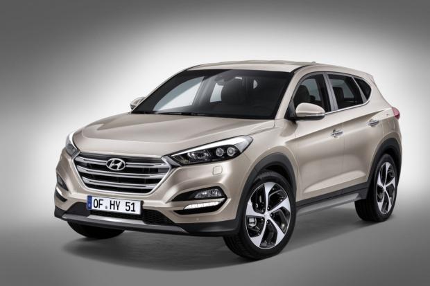 """""""Duże"""" modele Hyundaia przyjęły się w Polsce"""