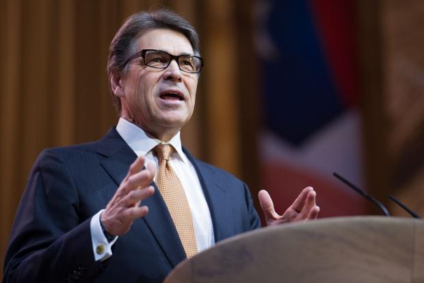 Rick Perry zostane ministrem energetyki USA
