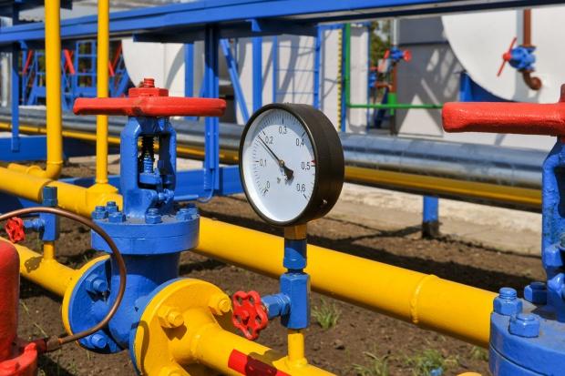 Coraz mniejsze zapasy gazu na Ukrainie