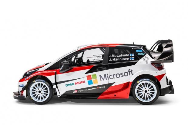 Toyota: powrót do WRC