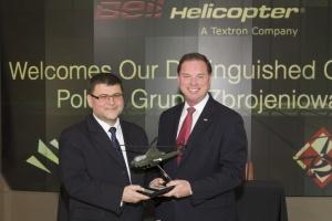 PGZ i Bell Helicopter będą współpracować w programie śmigłowców uderzeniowych