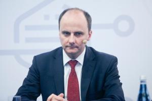 Mariusz Machajewski, wiceprezes Grupy Lotos ds. ekonomiczno-finansowych. Fot. PTWP (Paweł Pawłowski)