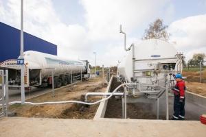 Pierwsza w Polsce kompaktowa instalacja LNG Gaspol Energy
