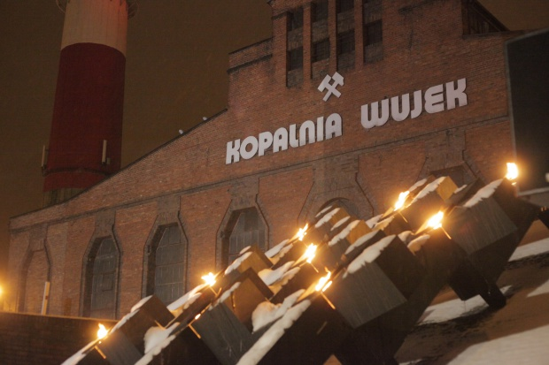 16 grudnia mija 35. rocznica pacyfikacji kopalni Wujek