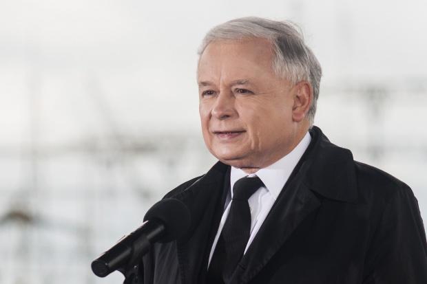 Jarosław Kaczyński: nie chcemy podnosić podatków