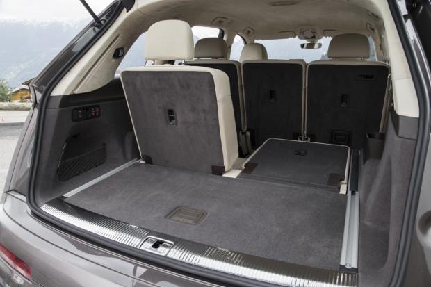 Audi wzywa do kontroli modele Q7
