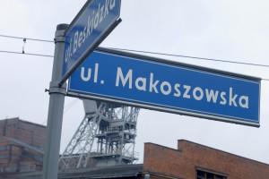 Kopalnia Makoszowy - hołd ofiarom katastrofy z 1958 roku