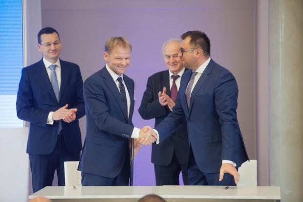 Tauron podpisał z EBI umowy finansowania hybrydowego za 190 mln euro