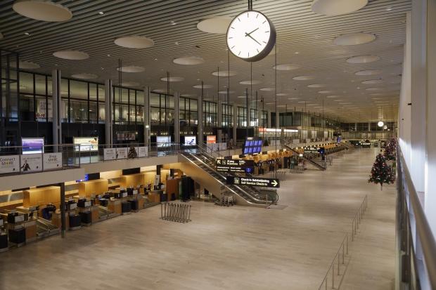 Port lotniczy w Kopenhadze czeka znaczna rozbudowa