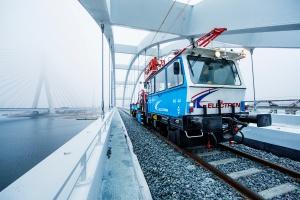 Hiszpanie dostaną więcej za prace na kluczowej polskiej linii kolejowej