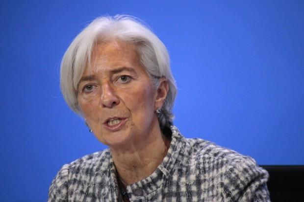 Christine Lagarde ostrzega przed nowymi zagrożeniami dla gospodarki