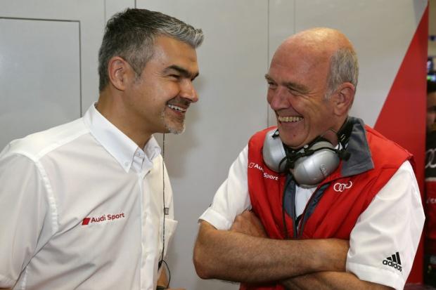 Nowy szef sportowej części Audi