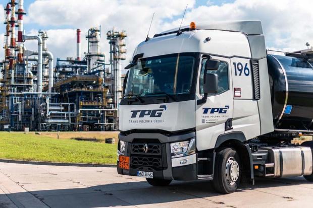 Duży wzrost przychodów Trans Polonia efektem akwizycji Orlen Transport