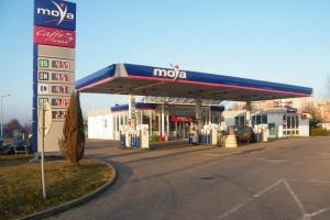 Nowa stacja Moya w Bełchatowie