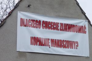 Związek Zawodowy Górników w Polsce przeciwko likwidacji kopalń