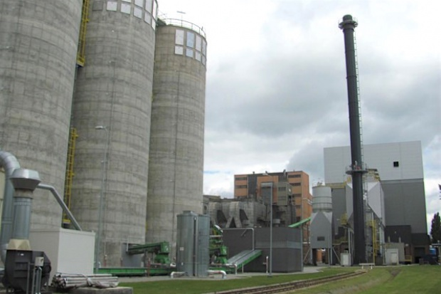 Energa chce 22 mln zł od Mostostalu W-wa za blok na biomasę