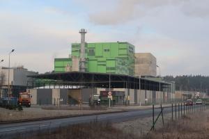 Rok spalarni w Bydgoszczy. Ponad 80 proc. wydajności instalacji, ale i problem z surowcem [Wideo]