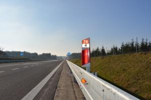 Otwarto obwodnicę Bełchatowa w ciągu drogi krajowej 74