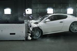 Od tarcz hamulcowych do laserów - tak walczy się o bezpieczne auta
