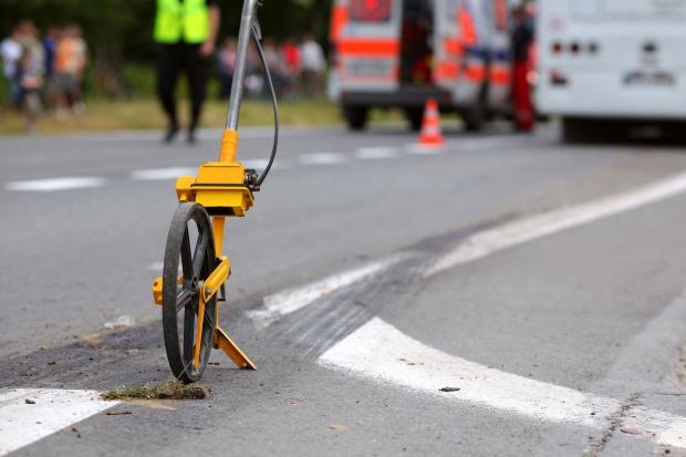 Siedem osób rannych w wypadku busa w Nadarzynie