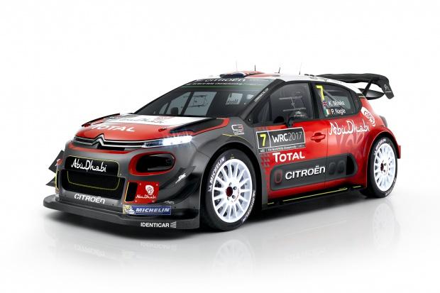 Citroen gotowy na starty w WRC
