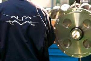 Ważny certyfikat dla Alfa Laval