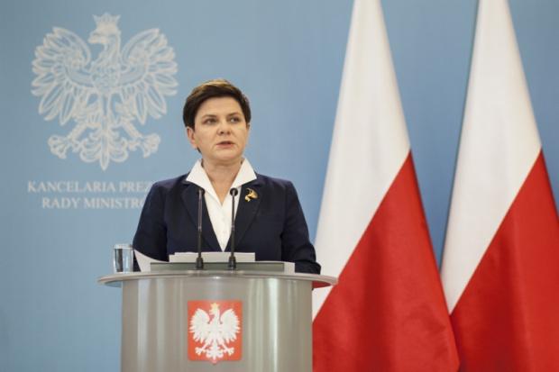 Premier Szydło: priorytetem w 2017 r. będzie rozwój i gospodarka