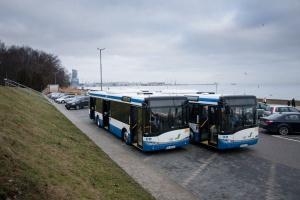 8 nowych Solarisów na najdłuższe trasy w Gdyni