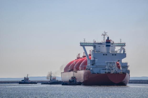 LNG ze Świnoujścia napędza promy