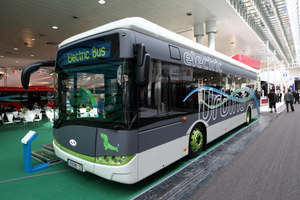 Rzeszów powtórzy przetarg na dostawę elektrycznych autobusów
