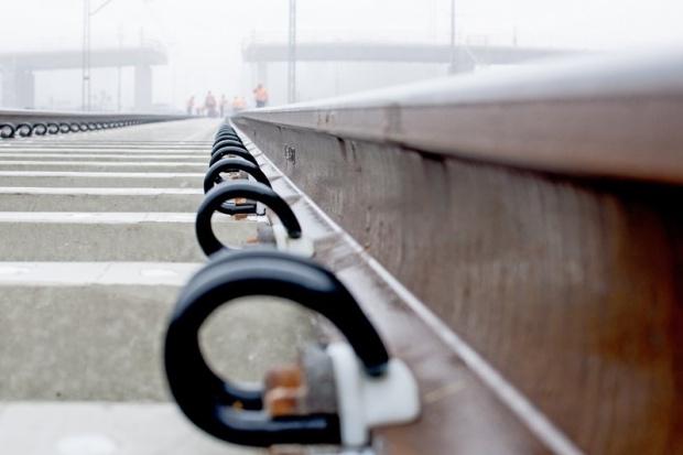 PKP PLK budują tunel i wiadukt na Rail Baltica