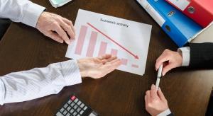 Spada liczba nowych firm, a rośnie liczba upadłości