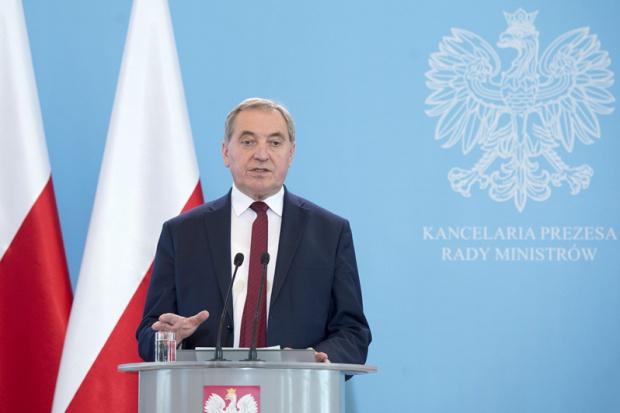 Minister Kowalczyk: budowa elektrowni atomowej to punkt sporny w rządzie