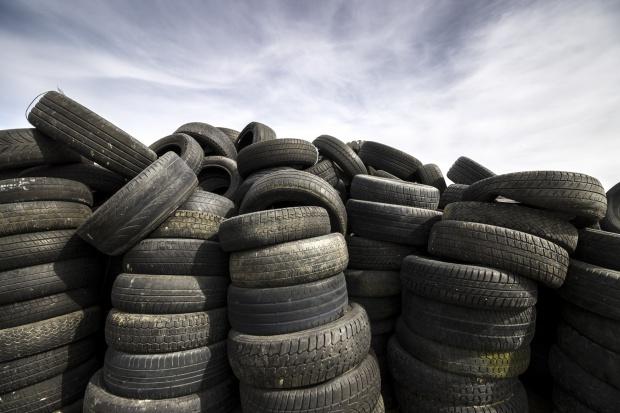 Umowa Grupy Recykl w sprawie przerobu zużytych opon